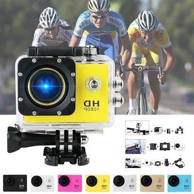 Waterproof HD Action Camera DVR Cam Camcorder