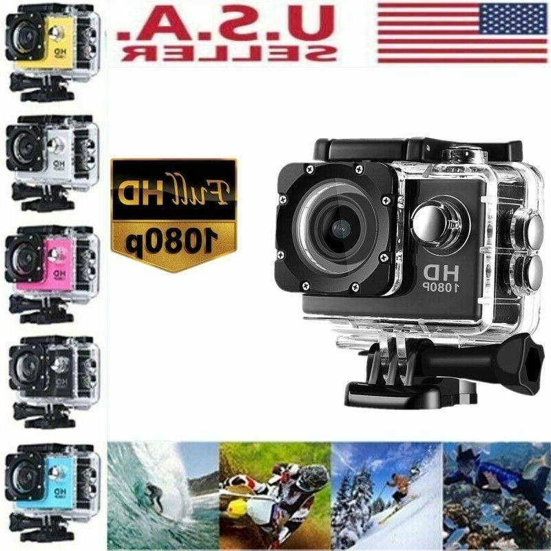 SJ5000 12MP Ultra 1080P Action Camcorder Sports Cam