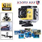 1080P SJ5000 HD Helmet Camcorder Sport Action Waterproof Cam