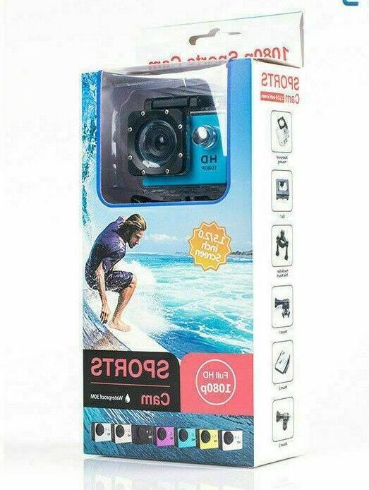 SJ4000 HD Action DVR DV Waterproof