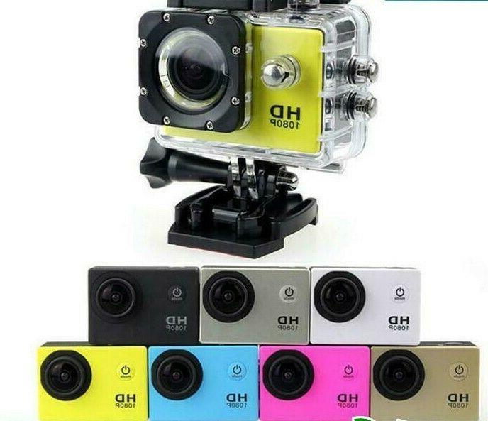 SJ4000 HD Action DVR DV Waterproof Camcorder