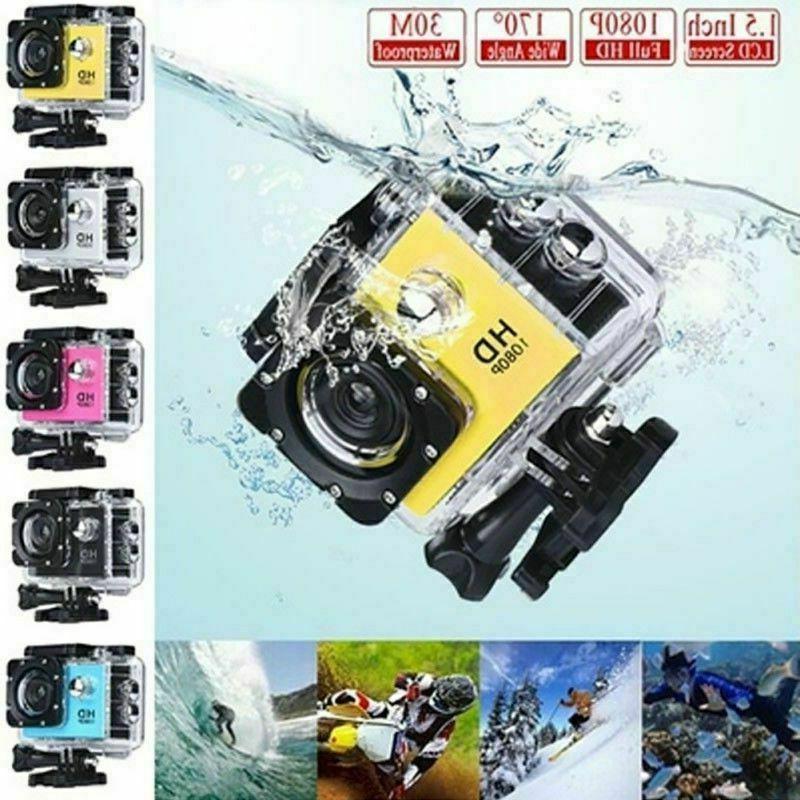 SJ4000 Action Waterproof