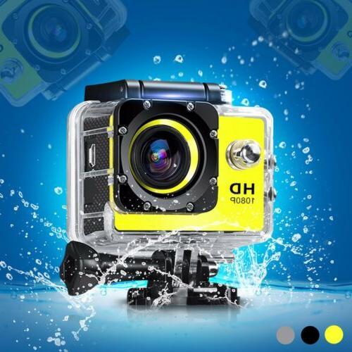 SJ9000 1080P 4K Ultra HD Sport Camera DV Camcorder