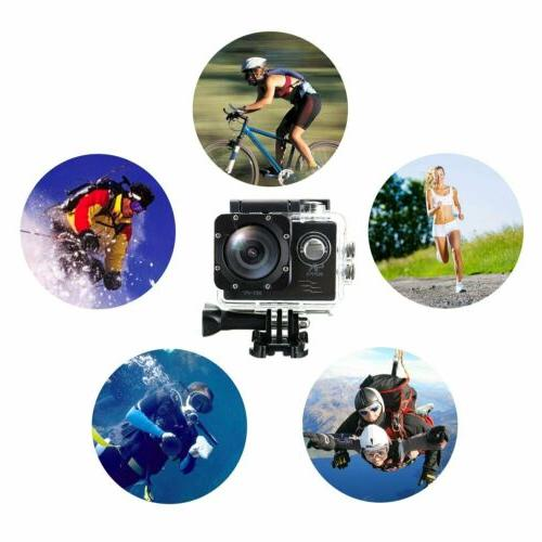 SJ9000 Wifi 4K Ultra 30M Action Camcorder