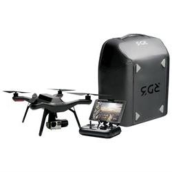 3DR Solo Quadcopter Bundle with Gimbal, Backpack, Battery, a