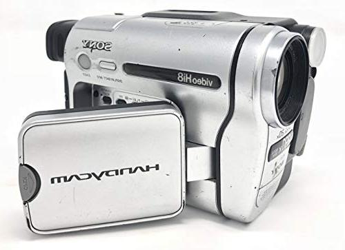 Sony Hi8 Video Player CCD-TRV138 Handycam Hi8