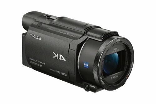 Sony FDR-AX53 4K Handycam Camcorder Filter