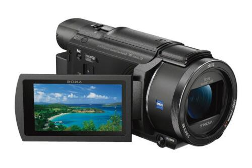 Sony UHD Handycam Filter and Accessory