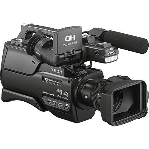 Sony HXR-MC2500E Mount AVCHD 3-Inch + SSE Accessories .43x Wide 2.2X More