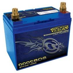 Soundquest SQB2000 Power Battery AGM Design High Performance