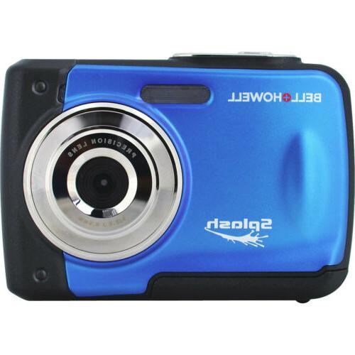 Bell Digital Camera 12MP Blue