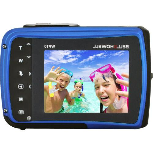 WP10 & Digital Camera Blue
