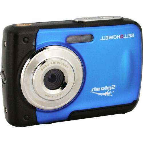splash wp10 shock and waterproof digital camera