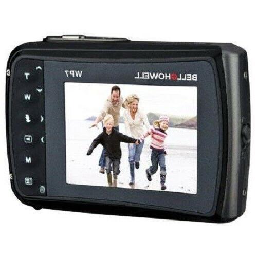 splash wp7 waterproof digital camera 16mp 2