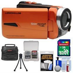 Bell & Howell Splash HD WV50 Waterproof Digital Video Camera