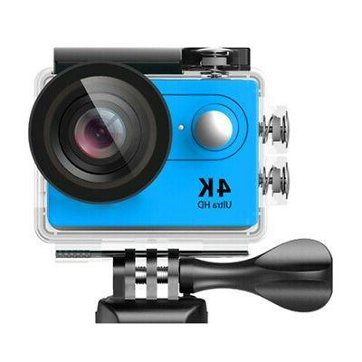Waterproof 4K HD Sports Camera