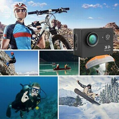 1080P Sports Camera Ultra Action Sports
