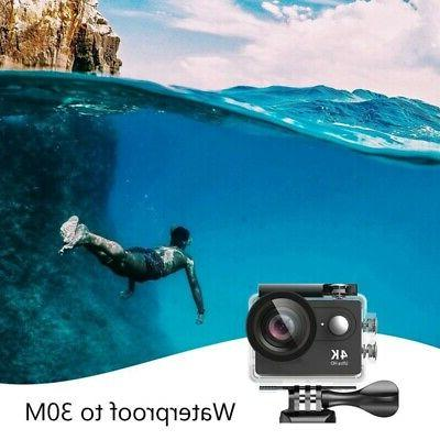 Waterproof 4K 1080P HD Outdoor Camera Camcorder