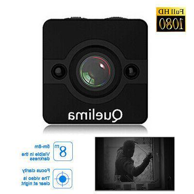 SQ12 Mini Full HD 1080P Camera DV Night Vision