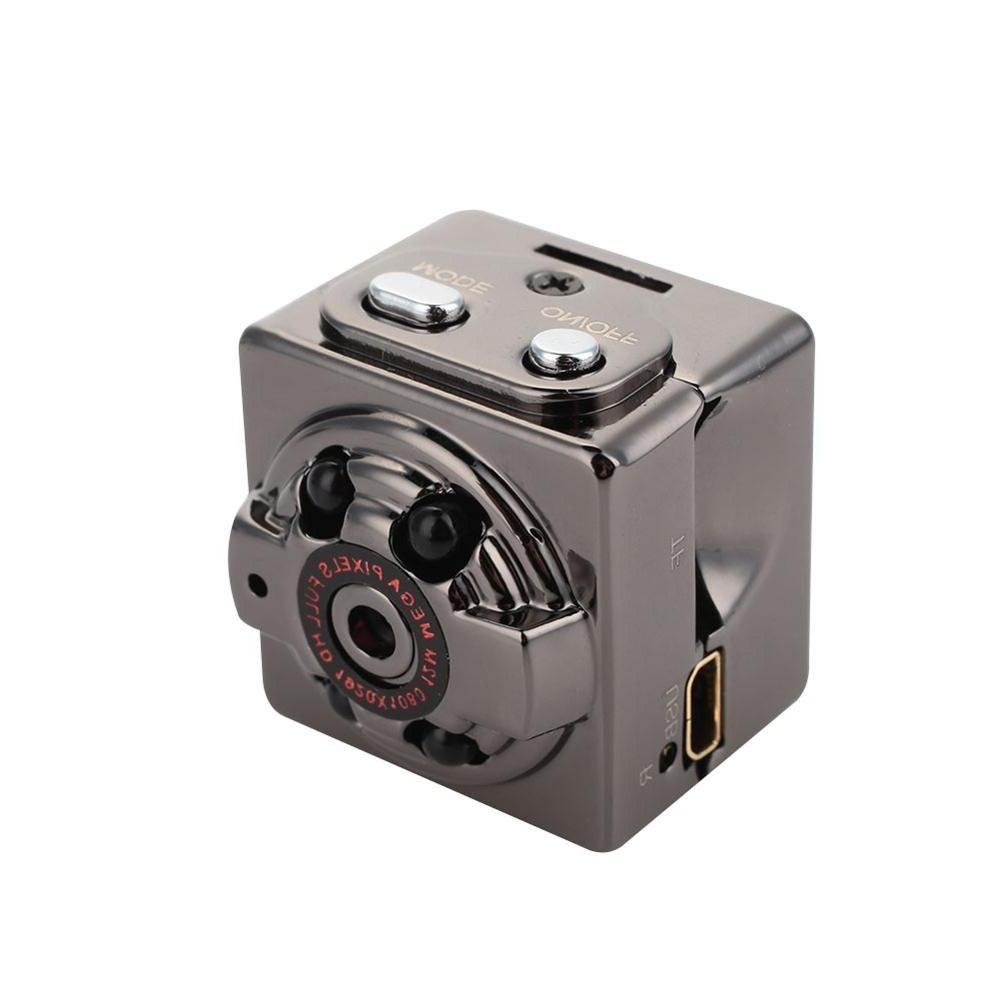 SQ8 Mini Sport & Tiny camera <font><b>Recording</b></font> <font><b>Camcorder</b></font> Night Vision 640*480 Cameras Monitors