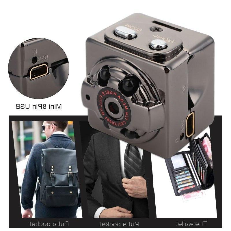 sq8 mini sport camera and tiny camera