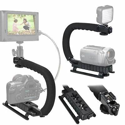Stabilizer Handheld Grip fit Camera DSLR