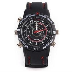 HDE  Stylish Sporty Spy Watch
