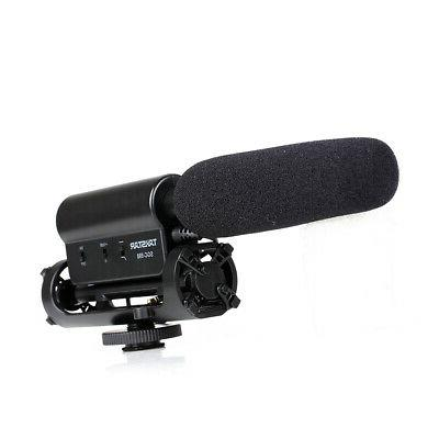 TAKSTAR SGC-598 Microphone MIC for Canon Nikon DSLR Camera D