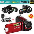 "2.7"" TFT LCD 16X Full HD 1080P 16MP Zoom Digital Camcorder V"