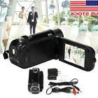 Full HD 1080P 16M 8X TFT Digital Zoom Video Recorder Camcord