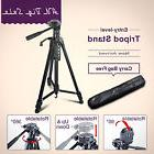 Professional Tripod for Digital Camera DSLR Camcorder 55' Pa