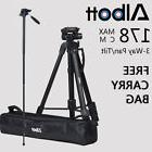 Professional Tripod Pan Head Digital Camera DSLR Camcorder f