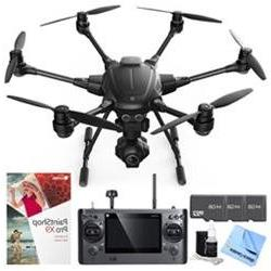 Yuneec Typhoon H RTF Hexacopter Drone with CGO3+ 4K Camera P