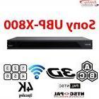 Sony UBP-X800M2 Multi Region 4K Blu-Ray Disc Player with WiF