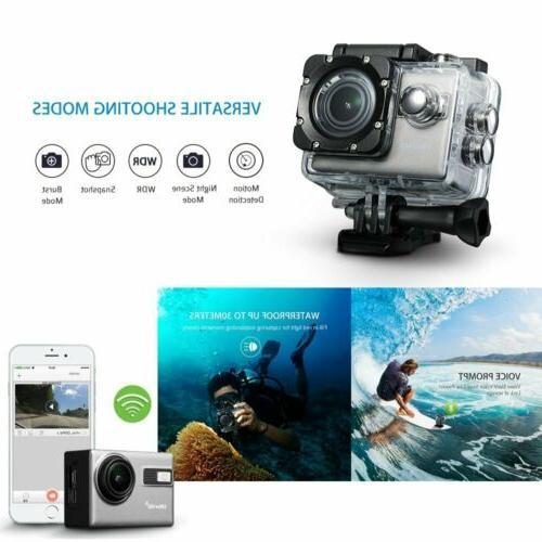 ultra 4k full hd 1080p waterproof outdoor
