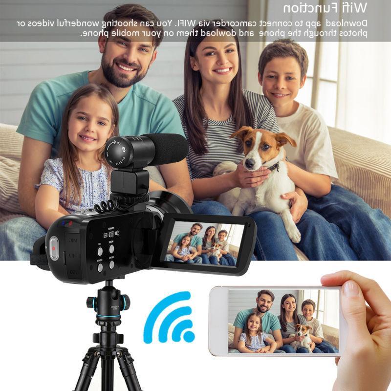 WiFi ULTRA 1080P Digital Camera