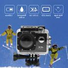 4K Ultra HD DV 12MP 1080p 60fps Sports Action Camera + Full