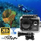 4K Ultra HD DV 16MP 1080p Sports Action Camera+Full Accessor
