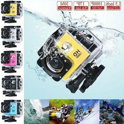 SJ9000 Wifi 1080P Ultra HD Sports Action Camera DVR Cam Camc
