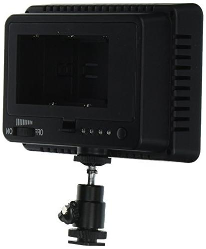 Bestlight 160 Video Panel with Shoe for Canon, Pentax