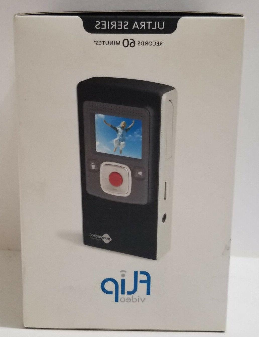 Flip Video Ultra Series Camcorder 2Gb F260B 60