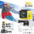 4K Ultra SJ9000 Wifi Sport Action Camera 2.0 Inch DV 1080P C