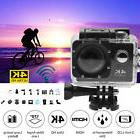 Ultra 4K HD 1080P Waterproof Go WiFi Pro DV Action Sports Ca
