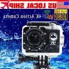 SJ8000  4K Ultra HD 1080P Wifi Sports Camera 16MP Diving 30m
