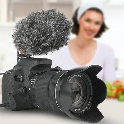 UNIVERSAL MICROPHONE CONDENSOR FOR DSLR