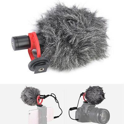 UNIVERSAL VIDEO MICROPHONE CONDENSOR FOR DSLR
