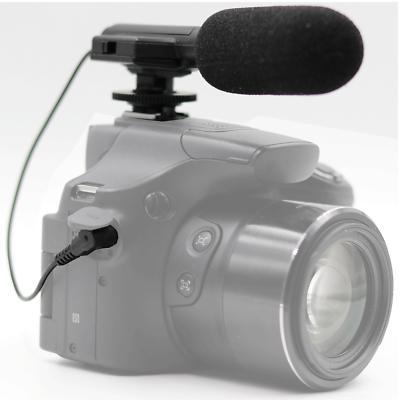 Vivitar Universal Mini Microphone MIC-403 for Canon Vixia HF