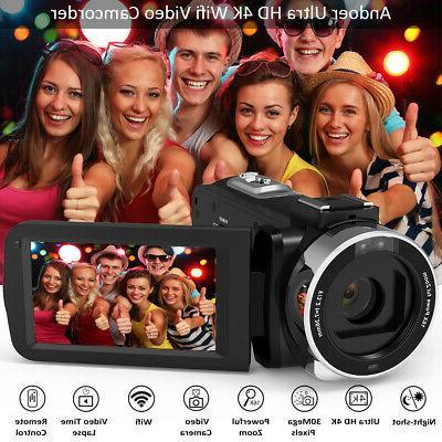 "US Andoer 3.0""LCD Digital Video Camcorder 16X"