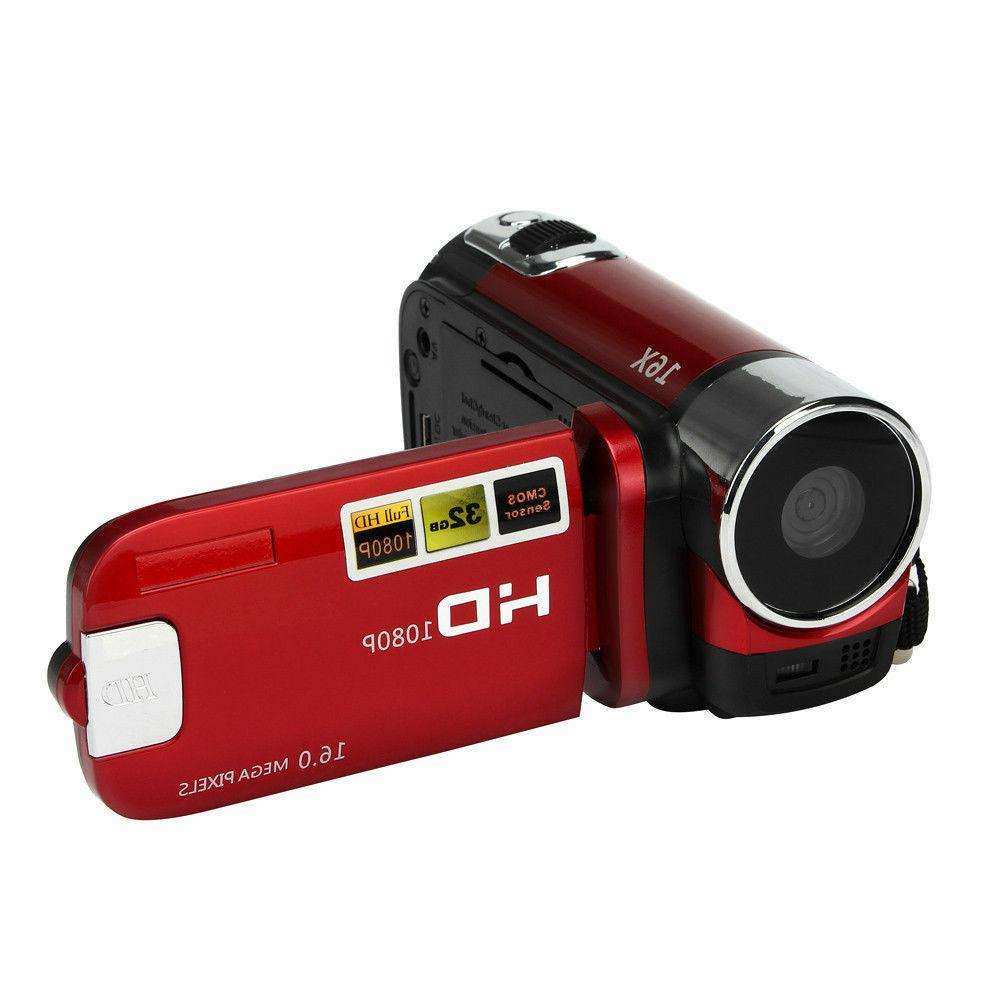 Digital Video DV Camcorder 16X