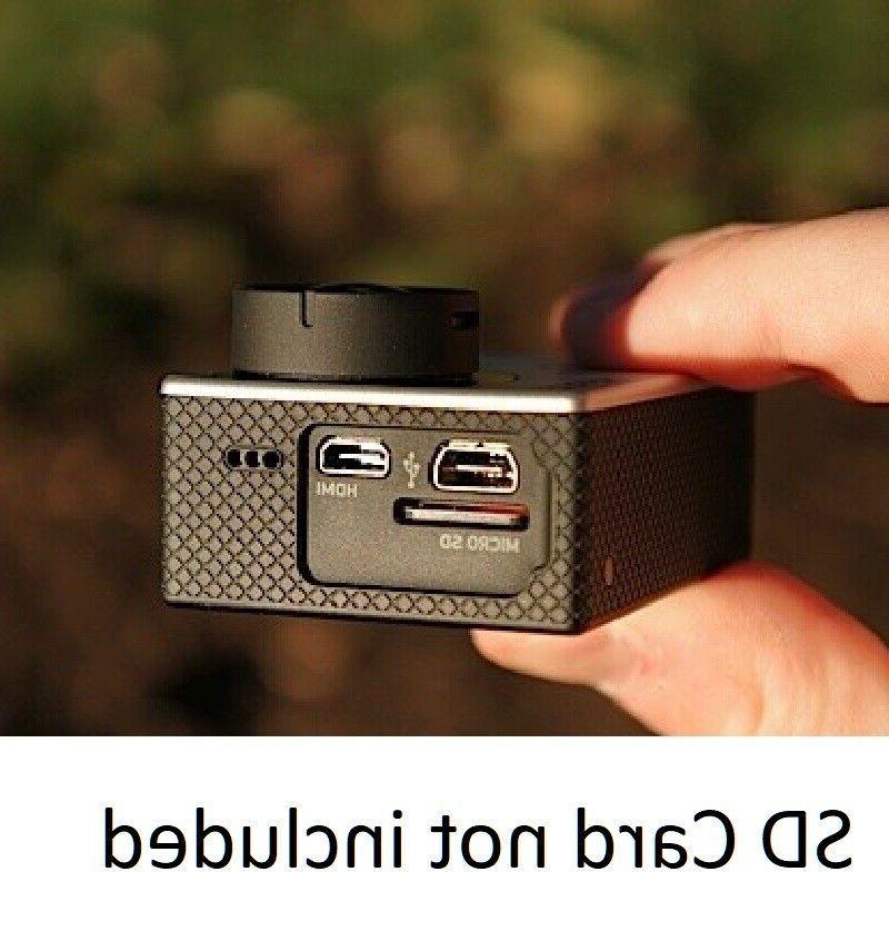Used 3 Black 4K HD Sport Camcorder USA
